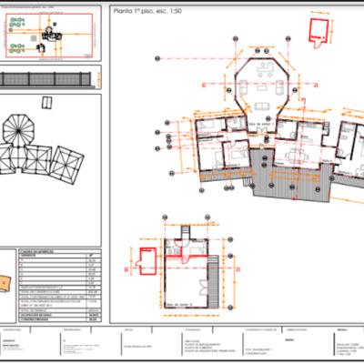 Modificación de Proyectos de Edificación (artículo 2.5.1)
