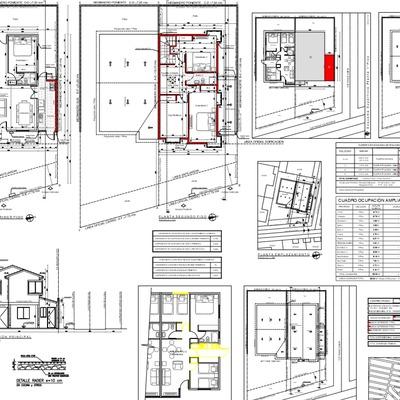 Proyecto Y Construcción Segundo Piso Vivienda Unifamiliar