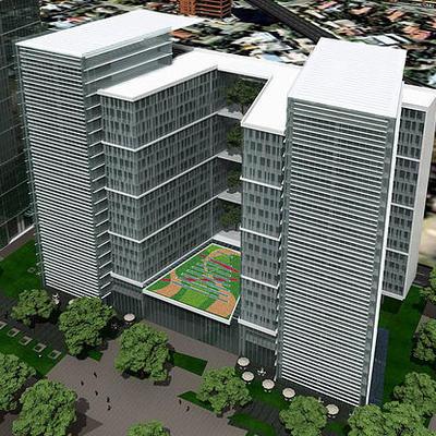 BioTecho Edificio Nueva Las Condes