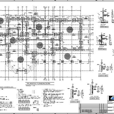 Proyecto de Calculo Casa 367 m2