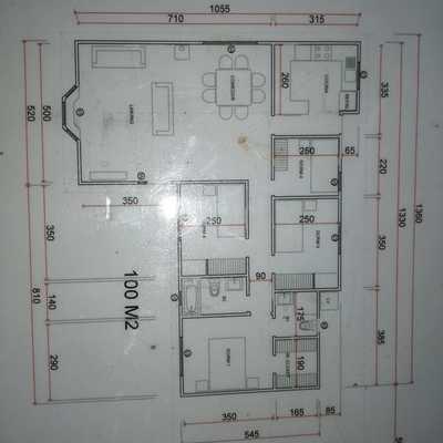 Planos de la construcción