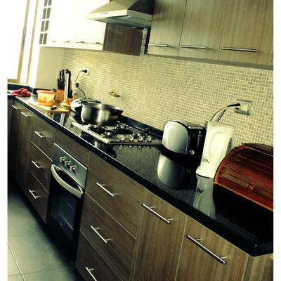 Cocina estilo moderno Recreo