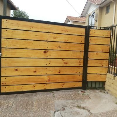 Remodelacion de portón