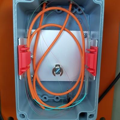 Termofusión de fibra optica