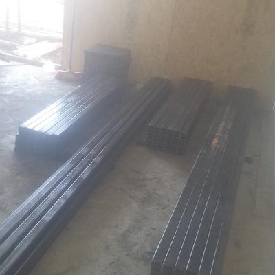 proyecto barandas valcon para costructora en edificio