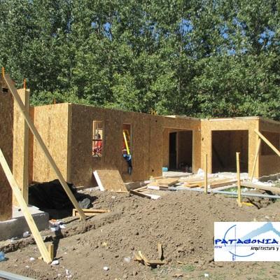 Una casa habitación en Paine lista para vivir