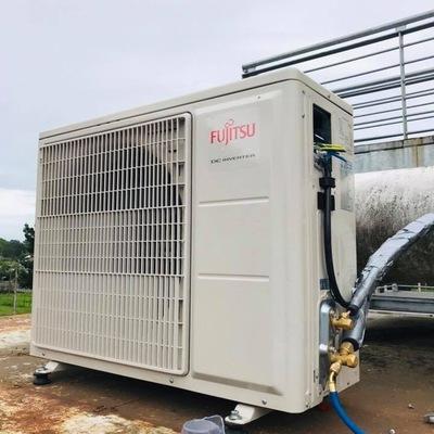 Instalación Split ducto Inverter Fujitsu