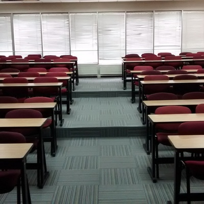 proyectos habilitación salas de clases universidad de chile