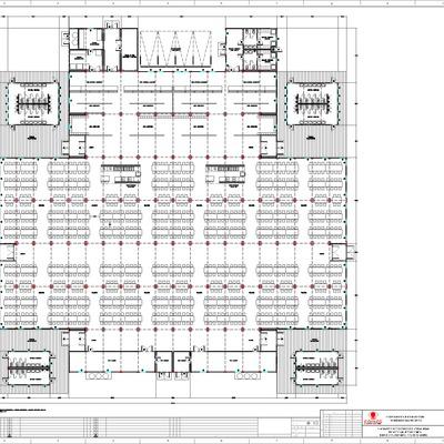 Edificio Modular Container - Comedor PSAO Codelco