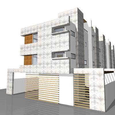 Proyecto - Condominio Rio Baker, año 2010