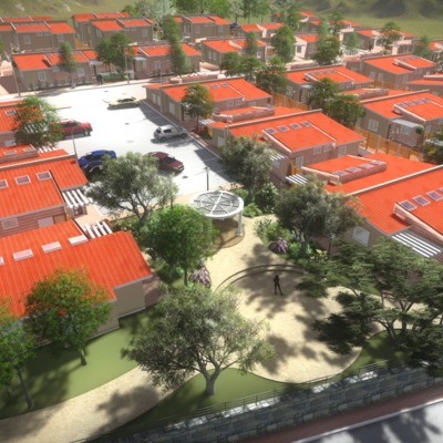 Viviendas Sociales Valle de San Diego