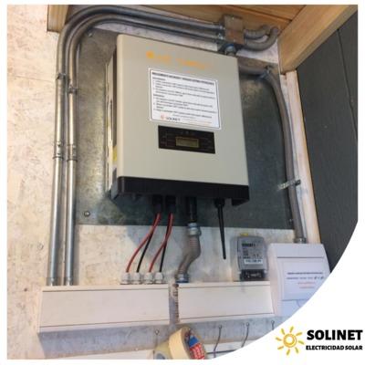 Proyecto realizado en Algarrobo por Solinet Electricidad Solar ☀️ Sistema On-grid de 5 kVA