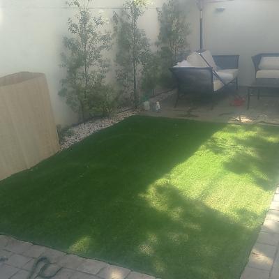 mejoramiento jardin vitacura