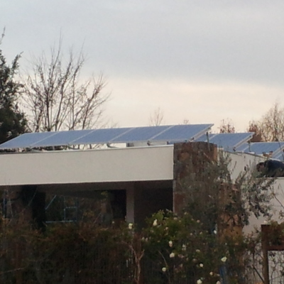 Voher Ingeniería - Instalación Solar Fotovoltaíca - Las Brisas de Chicureo