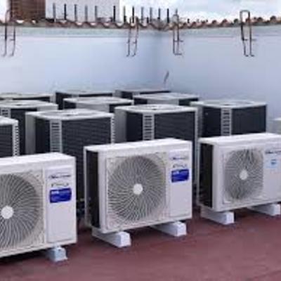 Climatización para Escuelas y Oficinas.