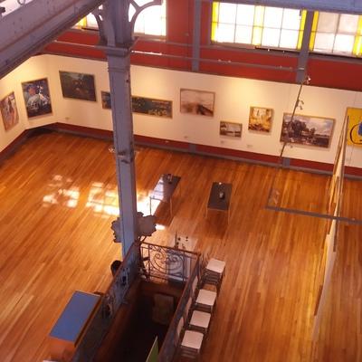 Pulido de Pisos Museo Artequin