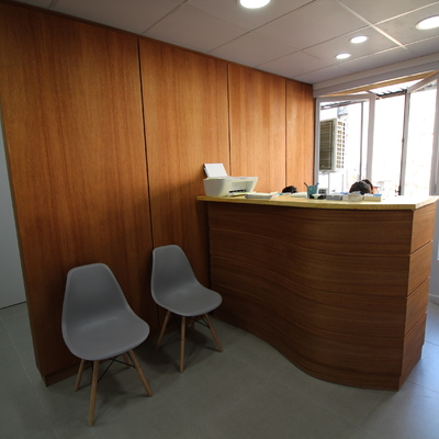 Remodelacion Oficinas Fundacion Latinoamerica Reforma