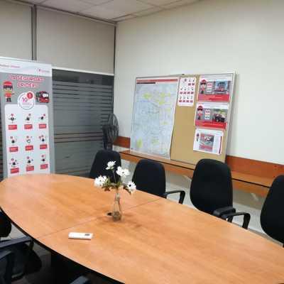 Servicio de pintura y remodelación Red Bus Chile