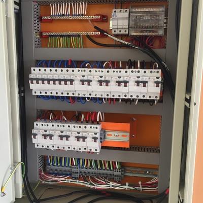 Regularización Eléctrica Superintendencia de Electricidad y Combustible TE1 y TE2