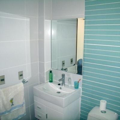 Remodelación baños.