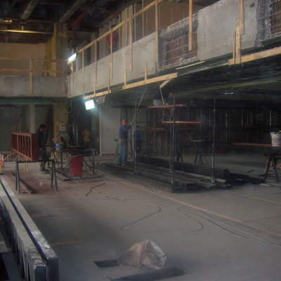 Remodelación Biblioteca del Congreso Nacional, en Valparaíso.