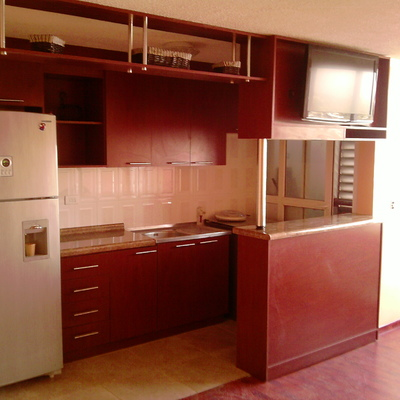 "Remodelación cocina ""Familia Quijón"""
