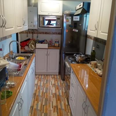 Remodelación de cocina.