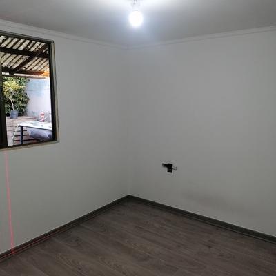 Remodelación de habitación en vivienda unifamiliar.