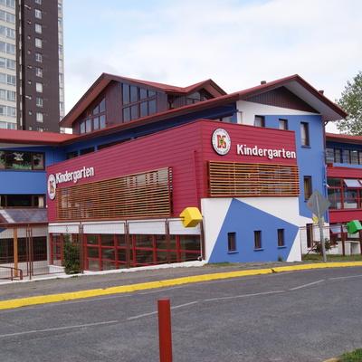 Remodelación con diseño de Instituto Alemán de Puerto Montt
