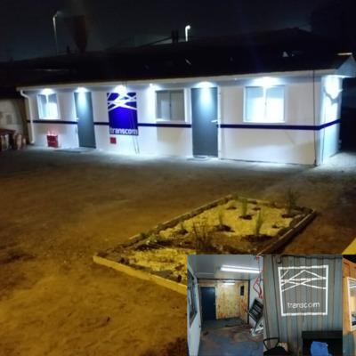 Contenedor Construcción de oficinas y remodelación