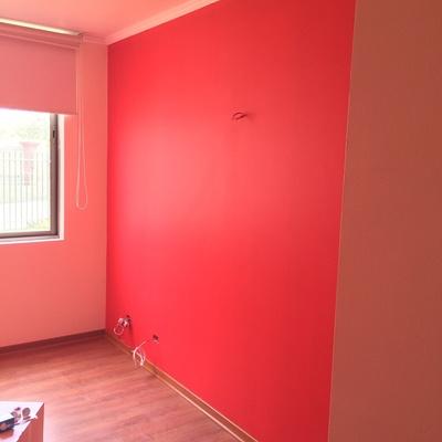 Remodelación Quilicura - Dormitorio