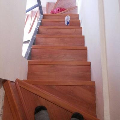 Remodelación Quilicura - Escalera 2