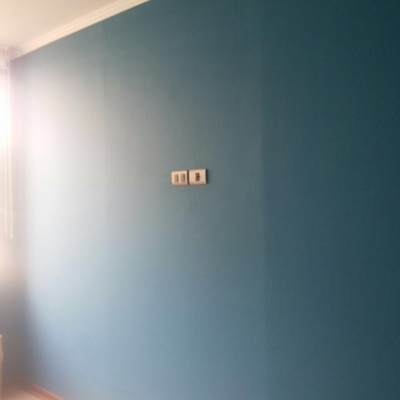 Remodelación Quilicura - Sala estar 2