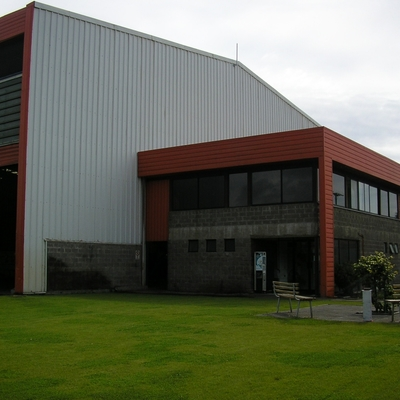 Remodelación Sala Capacitación y Portería Galva 8 - Concepción