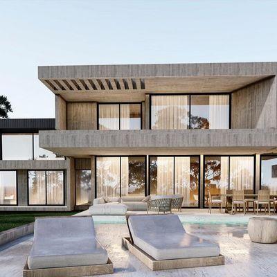Construcción casa 260m2, sexta región