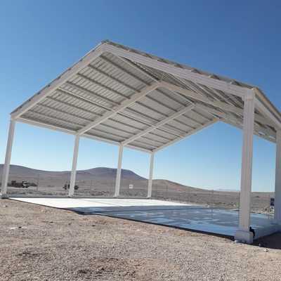 CONSTRUCCION DE GALPON MINERA GUANACO