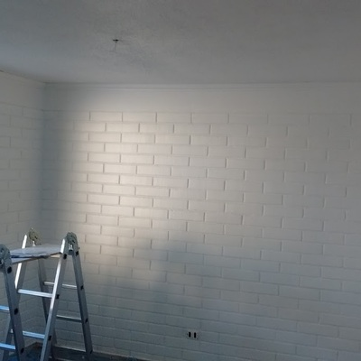 Pintar Interior de Casa (metro Qullin)