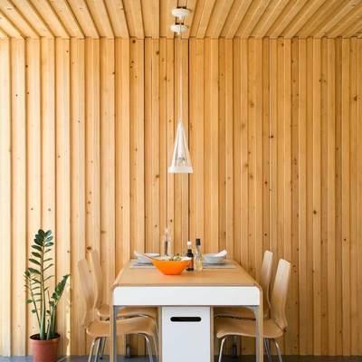 Descubre la casa prefabricada que ahorra un 90% del consumo energético