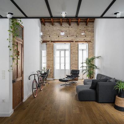 Descubre cómo una casa de campo puede convertirse en un loft