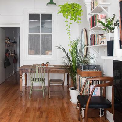 Descubre e inspírate con un hogar hermoso en Brooklyn