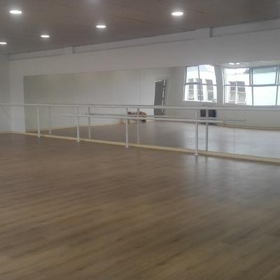 Salón Ballet, Instituto Ingles