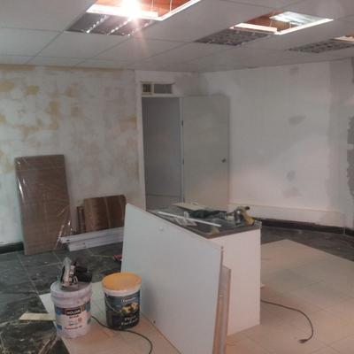 Remodelacion Oficinas ITC CHILE