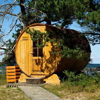 Cómo construir tu propio sauna artesanal
