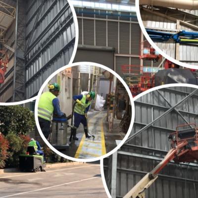 Soluciones en Aseo y Limpieza Industrial