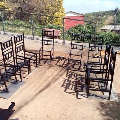 proyecto sillas .para local comercial