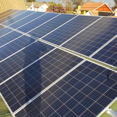Proyecto solar fotovolataico - Quilpué.