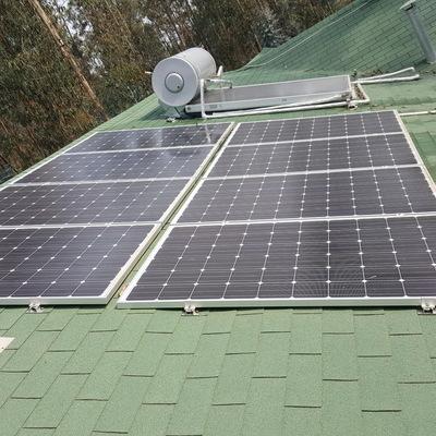 Proyecto Solar mixto - Molina