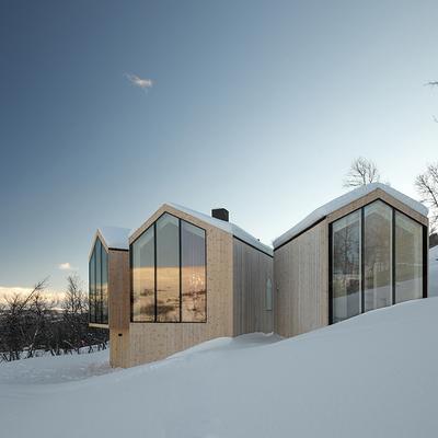 Split View Mountain Lodge 1