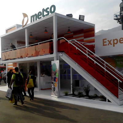 Stand - Expo Min Metso 2014