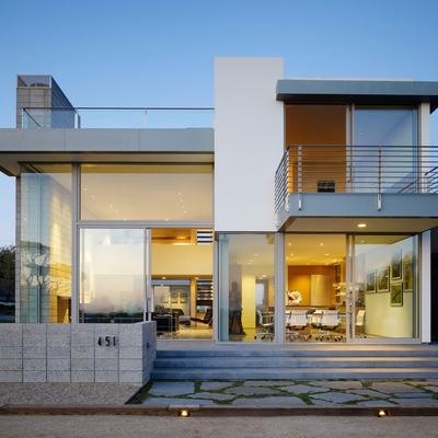 Metalcom: casas prefabricadas con esqueleto de acero